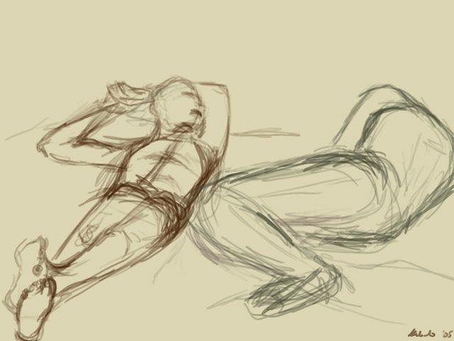 Único Jeno Barcsay Anatomy For The Artist Composición - Anatomía de ...